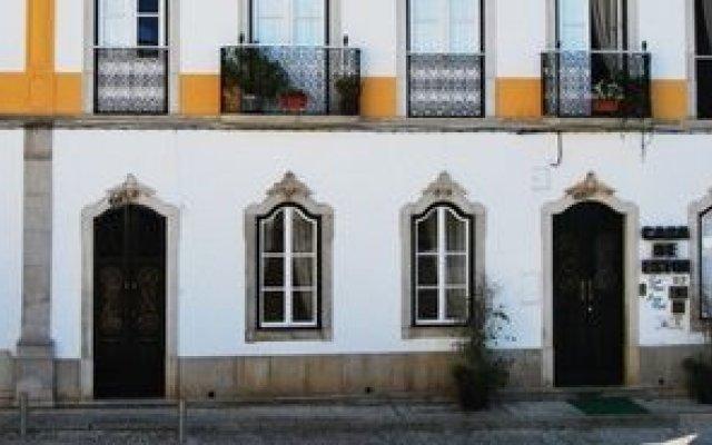 Отель Casa de Estoi вид на фасад