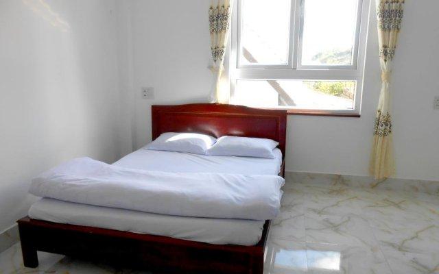 Отель Villa An Ton Далат комната для гостей