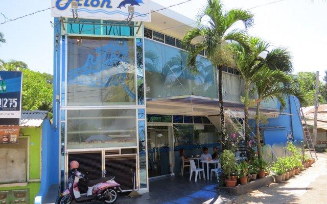 Отель Alon Travelers Lodge Филиппины, Пуэрто-Принцеса - отзывы, цены и фото номеров - забронировать отель Alon Travelers Lodge онлайн вид на фасад
