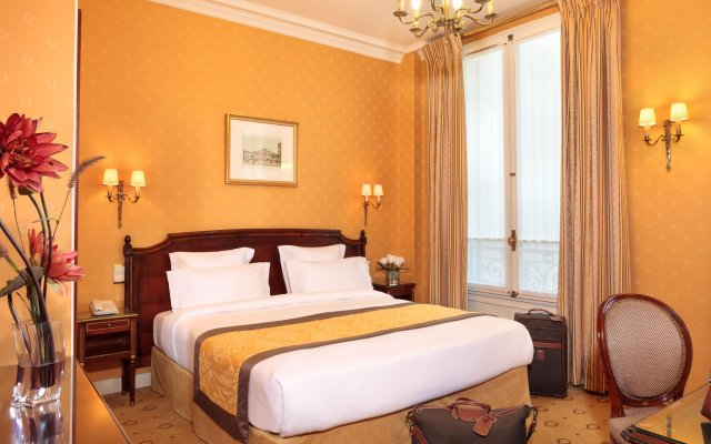 Hotel Mayfair Paris Париж комната для гостей