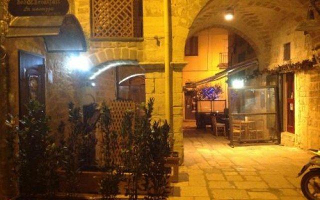 Отель B&B La Uascezze Бари вид на фасад