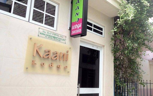 Отель Kaani Lodge Мальдивы, Северный атолл Мале - 1 отзыв об отеле, цены и фото номеров - забронировать отель Kaani Lodge онлайн вид на фасад