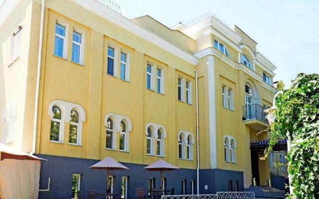Гостиница Морской вид на фасад