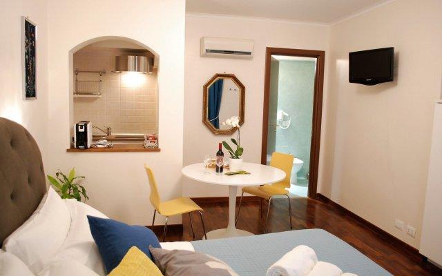 Отель San Teodoro al Palatino Рим комната для гостей