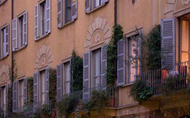 Отель Antica Locanda Solferino Италия, Милан - отзывы, цены и фото номеров - забронировать отель Antica Locanda Solferino онлайн вид на фасад