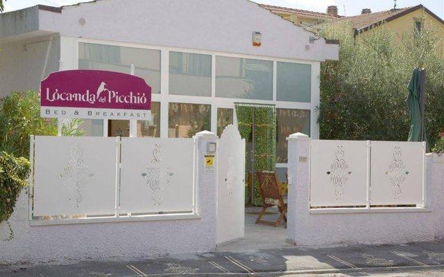 Отель Locanda Del Picchio Италия, Лорето - отзывы, цены и фото номеров - забронировать отель Locanda Del Picchio онлайн вид на фасад
