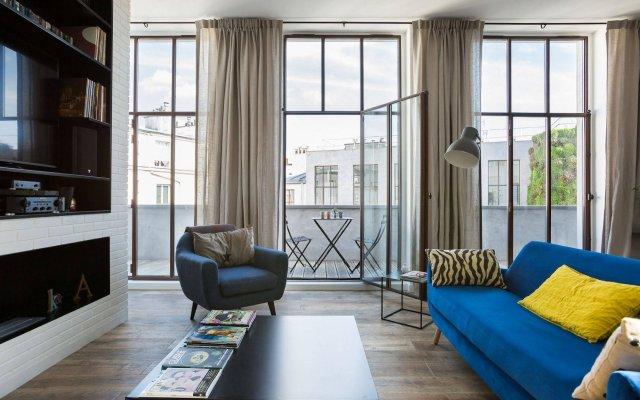 Отель onefinestay - Bastille Apartments Франция, Париж - отзывы, цены и фото номеров - забронировать отель onefinestay - Bastille Apartments онлайн комната для гостей
