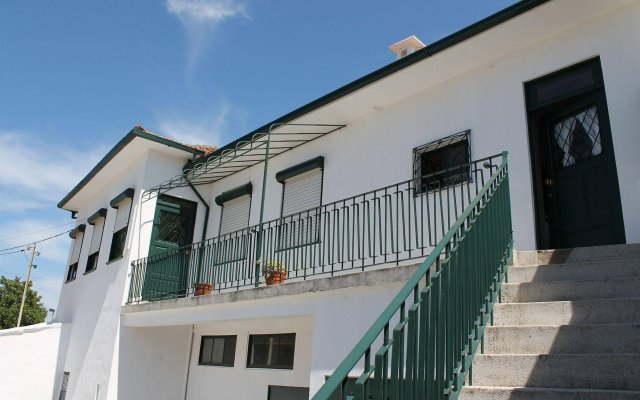 Отель Residencial Paranhos Порту вид на фасад