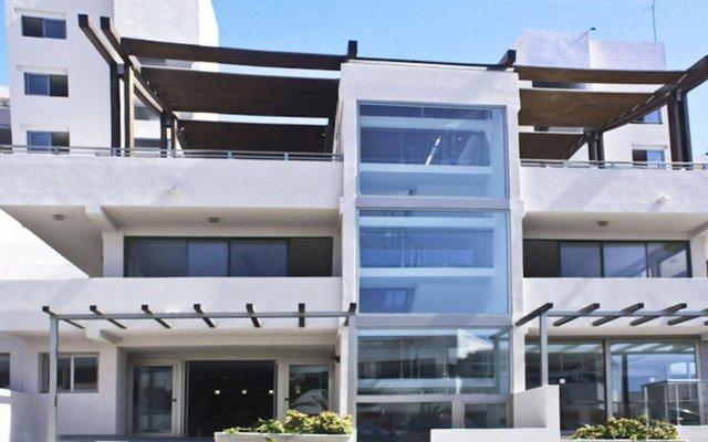 Отель Alameda de Jandía вид на фасад