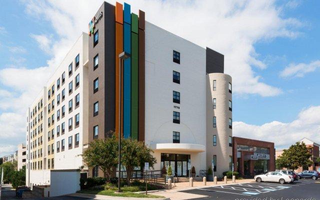 Отель EVEN Hotel Rockville - Washington DC Area США, Роквилль - отзывы, цены и фото номеров - забронировать отель EVEN Hotel Rockville - Washington DC Area онлайн вид на фасад