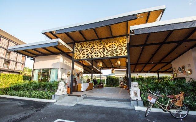 Отель Goodnight Phuket Villa вид на фасад