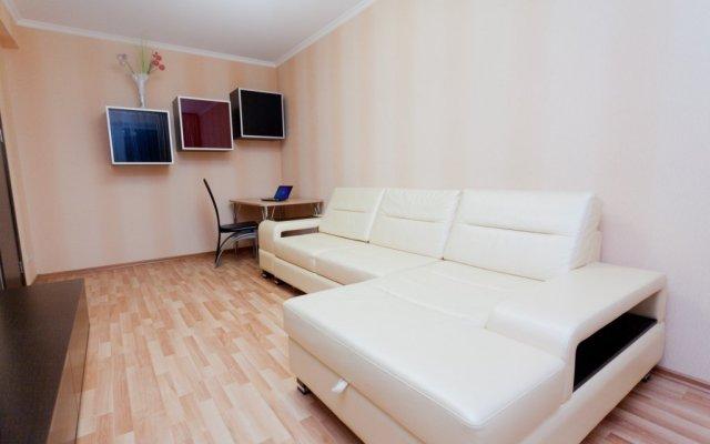 Отель LikeFlat Vasiltsovskie Москва комната для гостей
