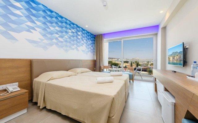 Отель Tasia Maris Seasons Hotel - Adults Only Кипр, Айя-Напа - 1 отзыв об отеле, цены и фото номеров - забронировать отель Tasia Maris Seasons Hotel - Adults Only онлайн комната для гостей