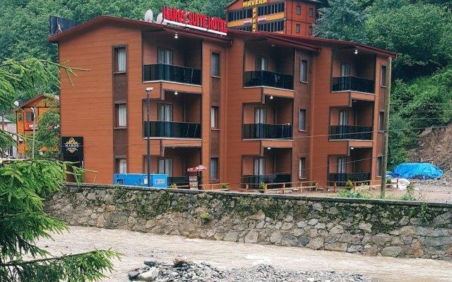 Haros Suite Hotel Турция, Узунгёль - отзывы, цены и фото номеров - забронировать отель Haros Suite Hotel онлайн вид на фасад