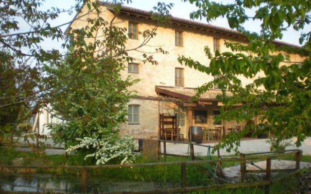 Отель I Guardiani Сан-Микеле-аль-Тальяменто вид на фасад