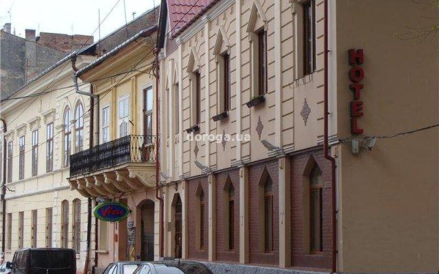 Гостиница Magnat Lux вид на фасад