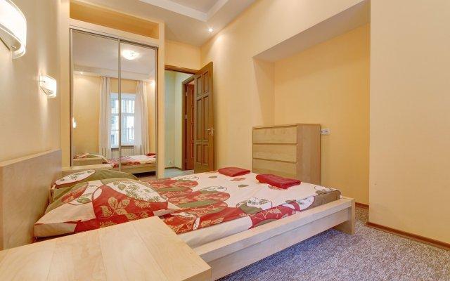 Апартаменты СТН Санкт-Петербург комната для гостей