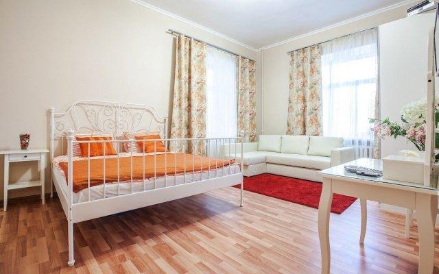 Апартаменты Two bedroom Premium Apartment Old Arbat комната для гостей