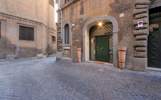 Отель Restart Accommodations Venezia вид на фасад