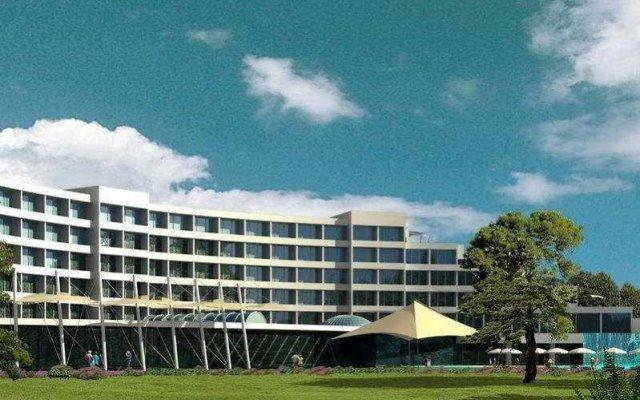 Zeynep Hotel - All Inclusive Белек вид на фасад