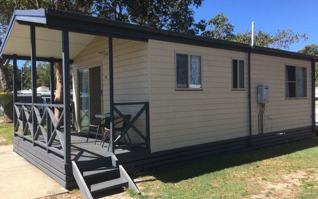Отель Clarence Head Caravan Park Австралия, Илука - отзывы, цены и фото номеров - забронировать отель Clarence Head Caravan Park онлайн вид на фасад