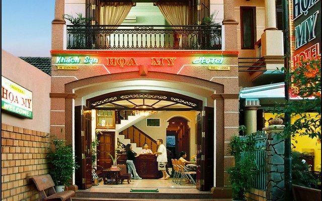 Отель Family Hotel Вьетнам, Хойан - отзывы, цены и фото номеров - забронировать отель Family Hotel онлайн вид на фасад