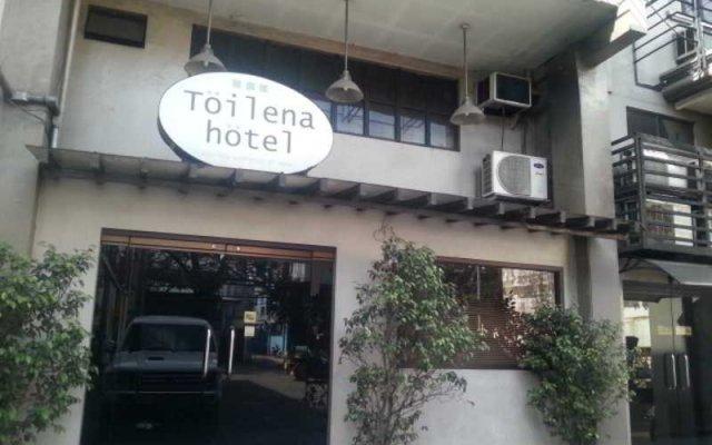 Отель Toilena Room and Board Филиппины, Манила - отзывы, цены и фото номеров - забронировать отель Toilena Room and Board онлайн вид на фасад