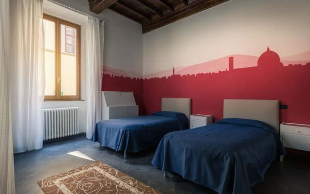 Отель Porta Rossa Deluxe комната для гостей