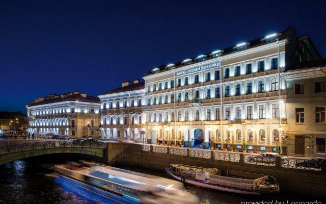 Отель Кемпински Мойка 22 Санкт-Петербург вид на фасад