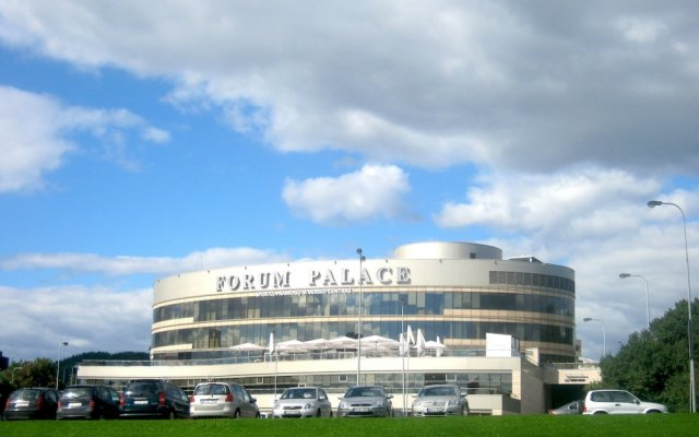 Апартаменты Vilnius Apartments & Suites - Užupis вид на фасад