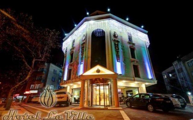 Laville Турция, Кахраманмарас - отзывы, цены и фото номеров - забронировать отель Laville онлайн вид на фасад