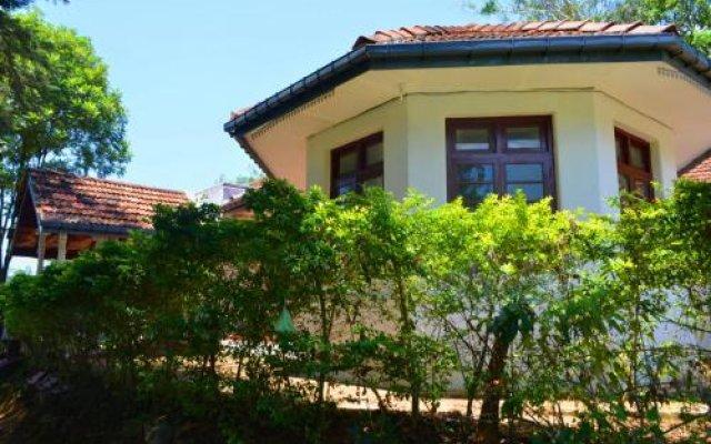 Отель Ruksewana вид на фасад