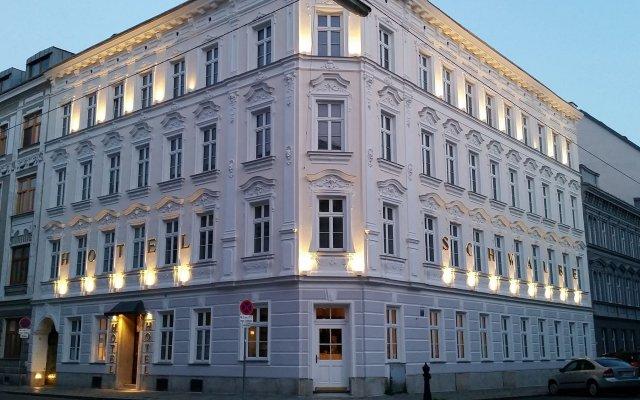 Отель Fink Low Budget Rooms Австрия, Вена - отзывы, цены и фото номеров - забронировать отель Fink Low Budget Rooms онлайн вид на фасад
