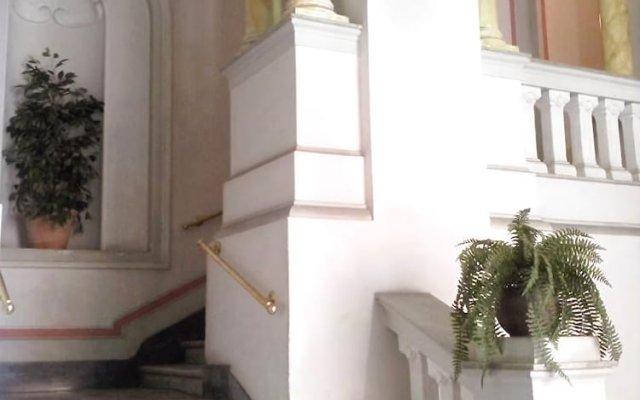 Отель Argentina House Генуя вид на фасад