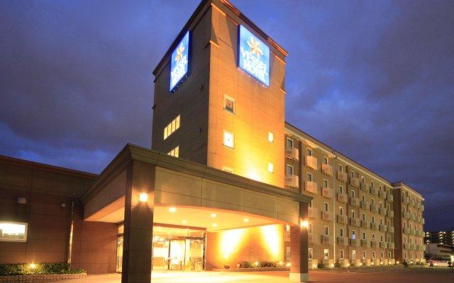 Отель Vessel Hotel Fukuoka Kaizuka Япония, Порт Хаката - отзывы, цены и фото номеров - забронировать отель Vessel Hotel Fukuoka Kaizuka онлайн вид на фасад