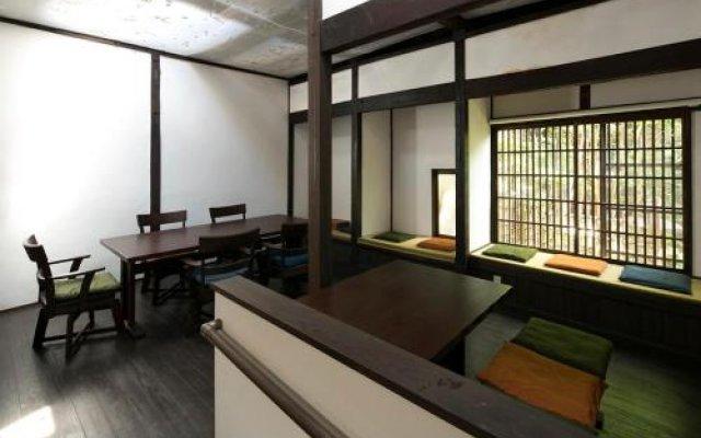 Отель the row house of Hamawaki Беппу комната для гостей