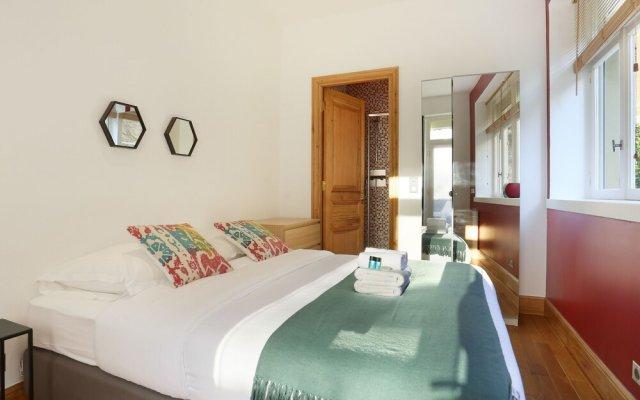Отель Résidence Boulogne Булонь-Бийанкур комната для гостей