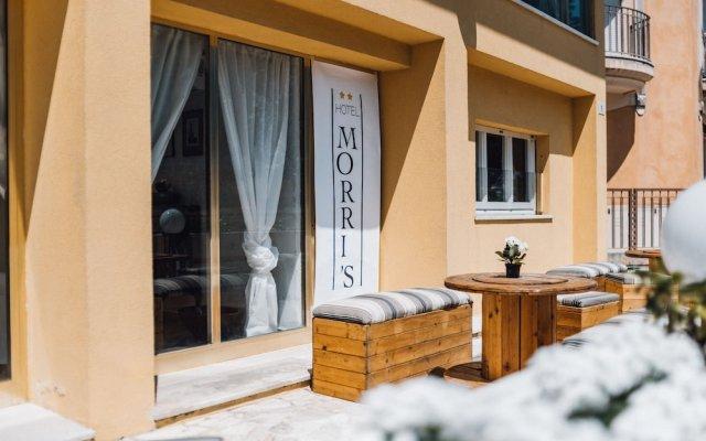 Hotel Morri's вид на фасад