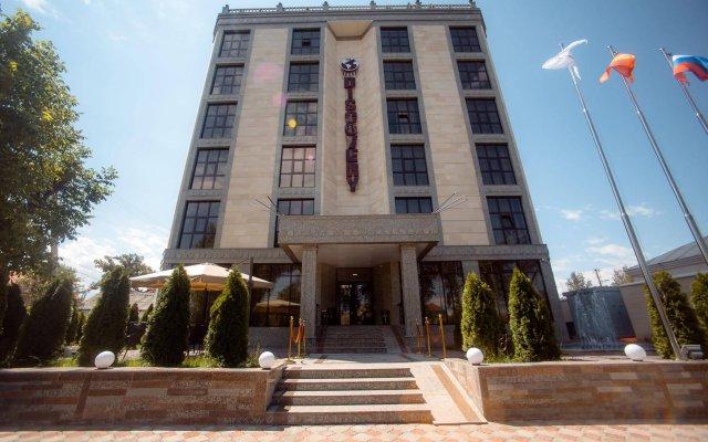 Отель Дискавери отель Кыргызстан, Бишкек - отзывы, цены и фото номеров - забронировать отель Дискавери отель онлайн вид на фасад