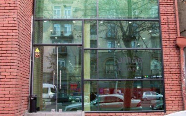 Отель Koan Тбилиси вид на фасад