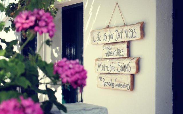 Отель Papadakis Villas Греция, Лимин-Херсонису - отзывы, цены и фото номеров - забронировать отель Papadakis Villas онлайн вид на фасад