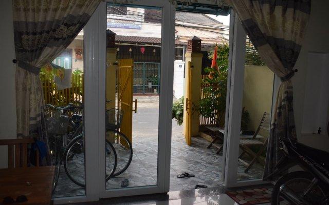 Отель Hoan Khai House вид на фасад