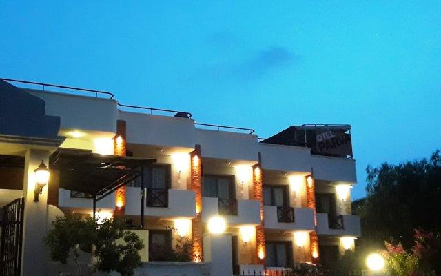 Parva Port Hotel вид на фасад