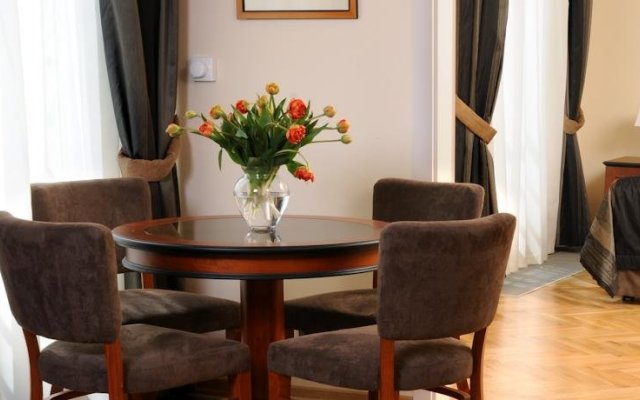 Отель Elysee Прага комната для гостей