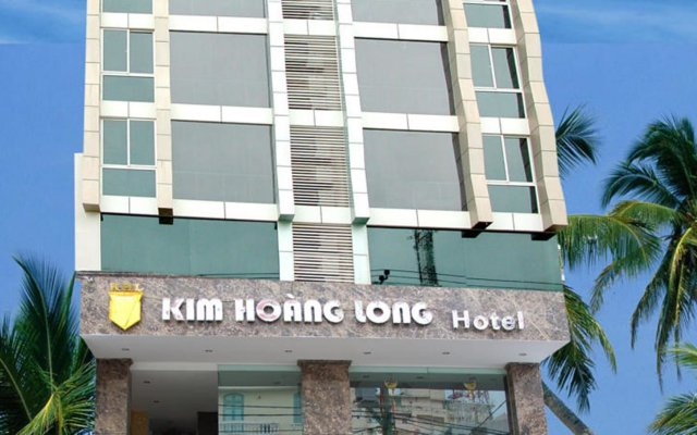 Отель Kim Hoang Long Нячанг вид на фасад