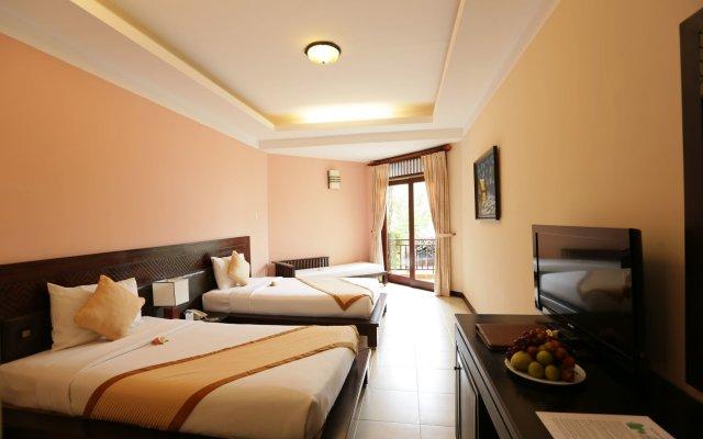 Отель Romana Resort & Spa Вьетнам, Фантхьет - 9 отзывов об отеле, цены и фото номеров - забронировать отель Romana Resort & Spa онлайн комната для гостей