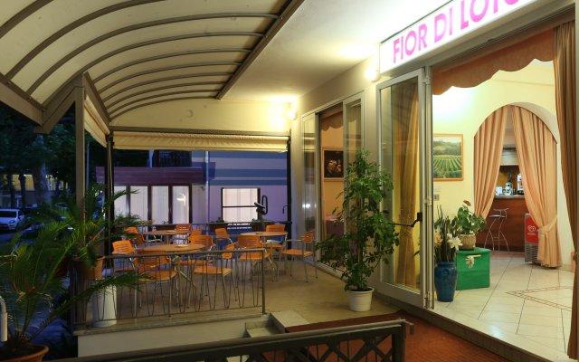 Hotel Fior di Loto вид на фасад