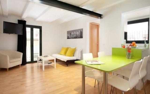 Отель Aspasios Verdi Apartments Испания, Барселона - отзывы, цены и фото номеров - забронировать отель Aspasios Verdi Apartments онлайн комната для гостей
