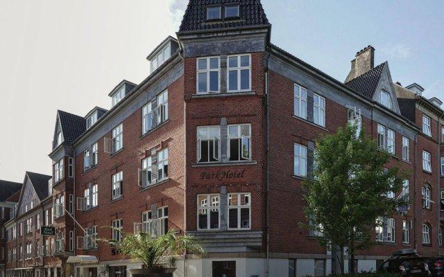 BB-Hotel Vejle Park вид на фасад