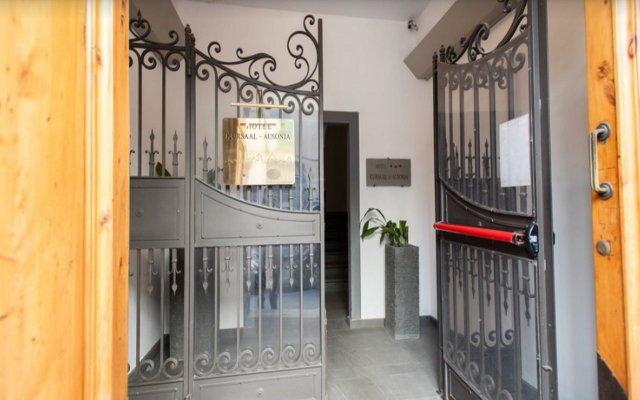 Отель Kursaal and Ausonia Hotel Италия, Флоренция - 5 отзывов об отеле, цены и фото номеров - забронировать отель Kursaal and Ausonia Hotel онлайн вид на фасад